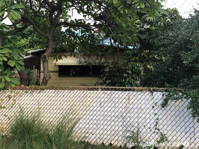 Waianae Single Family Home For Sale: 84-964 Hana Street
