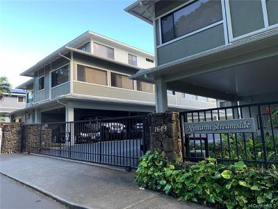 Condo/Townhouse For Sale: 1649 Waikahalulu Lane #C11