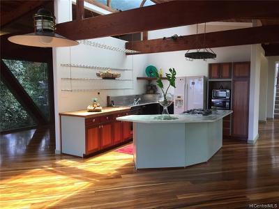 Wahiawa Single Family Home For Sale: 191 Dole Road