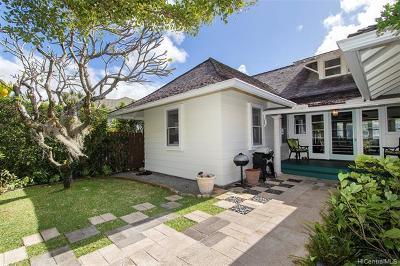 Single Family Home For Sale: 2711 Puuhonua Street