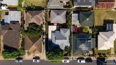 Honolulu Single Family Home For Sale: 3128 George Street