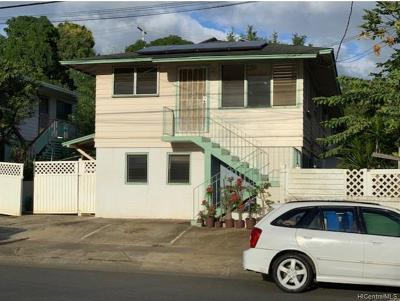 Waipahu Single Family Home For Sale: 94-119 Poailani Circle
