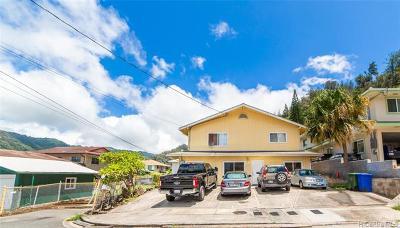 Honolulu Multi Family Home For Sale: 1556 Laumaile Street