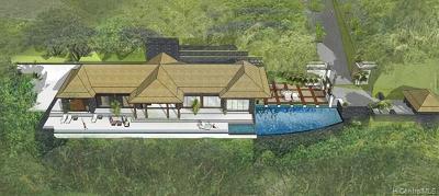 Honolulu Residential Lots & Land For Sale: 4730 Halehoola Place