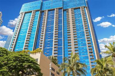Honolulu County Condo/Townhouse For Sale: 1200 Queen Emma Street #1612