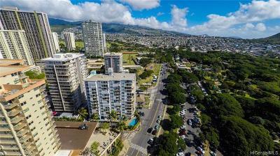 Honolulu Condo/Townhouse For Sale: 204 Kapahulu Avenue #402