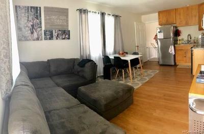 Honolulu Single Family Home For Sale: 2236c Hiu Lane #2236C