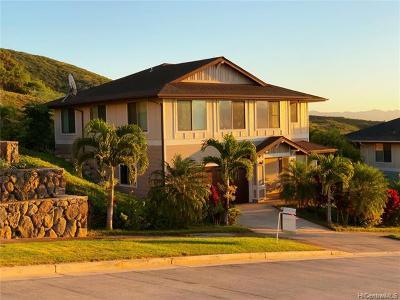 Kapolei Single Family Home For Sale: 92-775 Welo Street