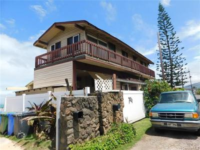 Single Family Home For Sale: 54-061 Kamehameha Highway