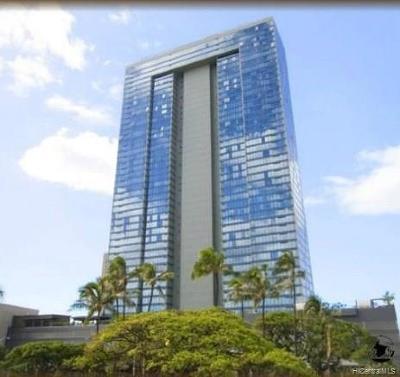 Hawaii County, Honolulu County Rental For Rent: 1009 Kapiolani Boulevard #4802