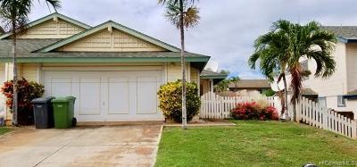 Single Family Home For Sale: 87-153 Kulahanai Place