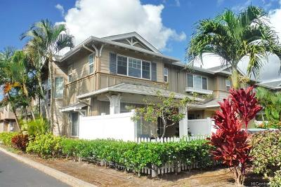 Ewa Beach Condo/Townhouse For Sale: 91-2073 Kaioli Street #801