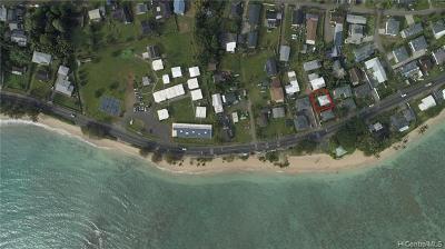 Kaaawa Single Family Home For Sale: 51-328a Kamehameha Highway