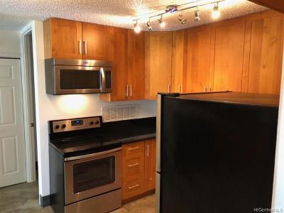 Wahiawa Condo/Townhouse For Sale: 1600 Wilikina Drive #A702