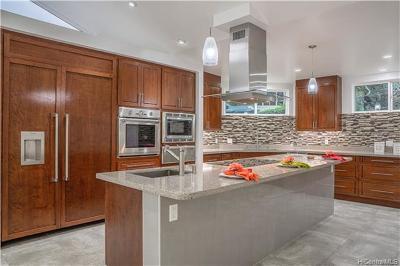 Single Family Home For Sale: 909 Hokulani Street