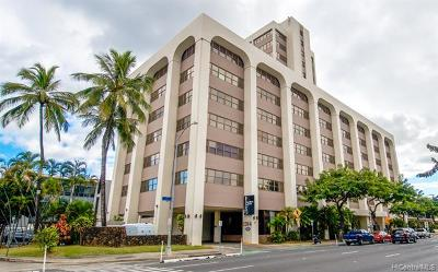 Honolulu County Commercial For Sale: 1314 S King Street #763