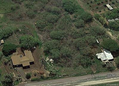 Waianae Single Family Home For Sale: 87-1155 Iliili Road