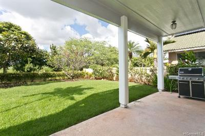 Ewa Beach Single Family Home For Sale: 91-216 Lukini Place #4