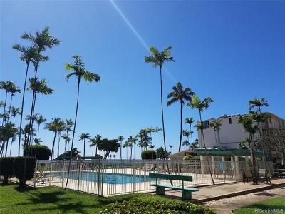 Waianae Condo/Townhouse For Sale: 85-175 Farrington Highway #C148