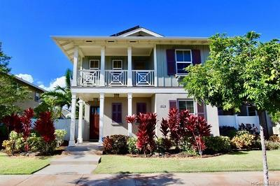 Ewa Beach Single Family Home For Sale: 91-1046 Waipaa Street