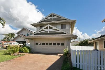 Single Family Home For Sale: 94-661 Lumiaina Street
