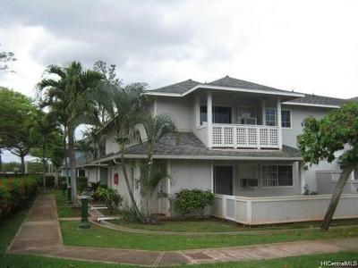 Ewa Beach Rental For Rent: 91-1072f Makaaloa Street #17F