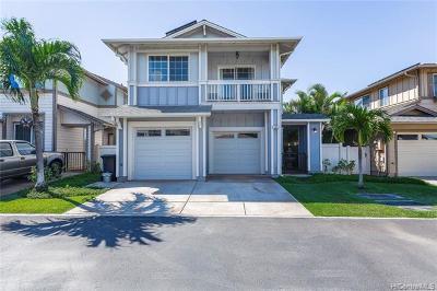 Ewa Beach Single Family Home For Sale: 91-1200 Keaunui Drive #506