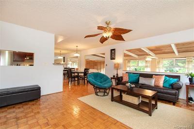 Kaneohe Single Family Home For Sale: 47-417 Kapehe Street #D