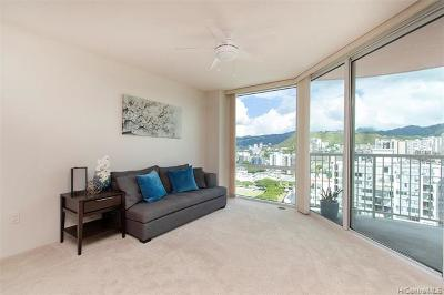 Honolulu Condo/Townhouse For Sale: 801 S King Street #2409