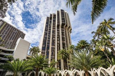 Honolulu County Condo/Townhouse For Sale: 300 Wai Nani Way #I1204