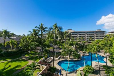 Honolulu County Condo/Townhouse For Sale: 1 Keahole Place #3408