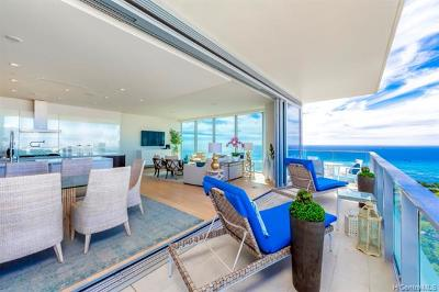 Hawaii County, Honolulu County Rental For Rent: 1118 Ala Moana Boulevard #2101