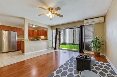 Aiea Condo/Townhouse For Sale: 98-426 Kilinoe Street #3307