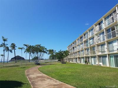 Waianae Condo/Townhouse For Sale: 85-175 Farrington Highway #C246