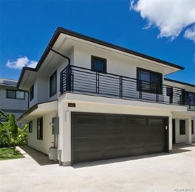 Honolulu Single Family Home For Sale: 3411 Kepuhi Street