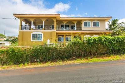 Aiea Single Family Home For Sale: 99-1047 Aiea Heights Drive