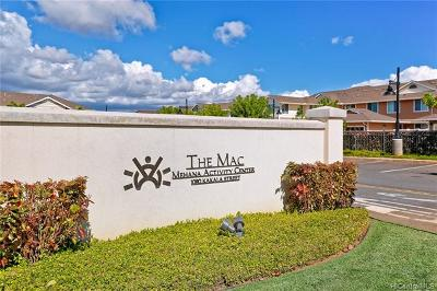 Kapolei Condo/Townhouse For Sale: 458 Manawai Street #1004