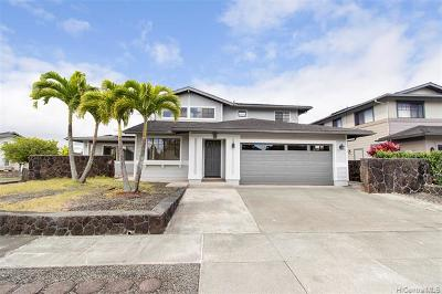 Mililani Single Family Home For Sale: 95-227 Hulumoa Place