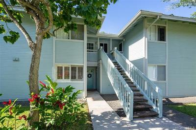 Mililani Condo/Townhouse For Sale: 95-786 Wikao Street #M105