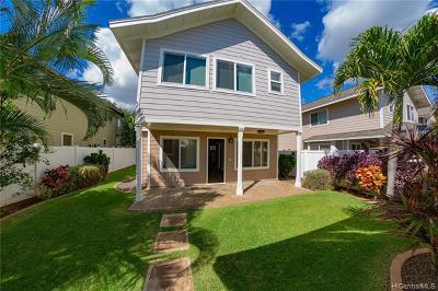 Ewa Beach Rental For Rent: 91-1065 Kaiuliuli Street