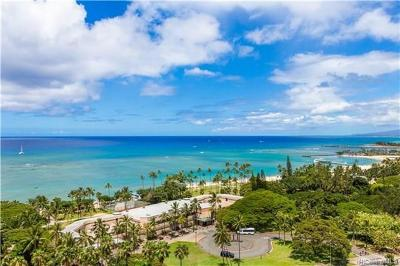 Honolulu Condo/Townhouse For Sale: 223 Saratoga Road #1813