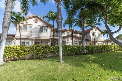 Ewa Beach Rental For Rent: 91-1042 Kaimalie Street #N3