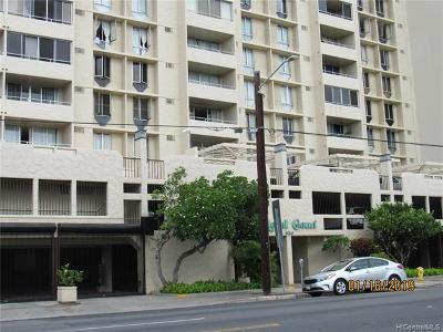 Honolulu Condo/Townhouse For Sale: 920 Ward Avenue #9E