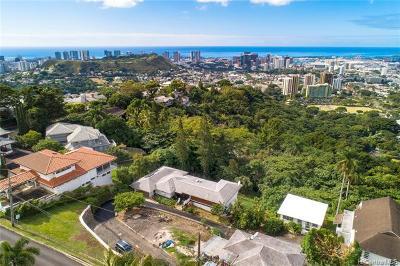 Single Family Home For Sale: 2933 Laukoa Place #A
