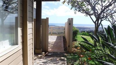 Kapolei Condo/Townhouse For Sale: 92-1143 Panana Street #1502