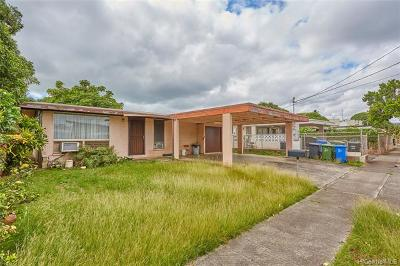 Aiea Single Family Home For Sale: 99-210 Ohenana Loop