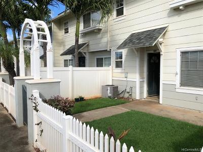 Ewa Beach Rental For Rent: 91-1031 Kaimalie Street #4U6