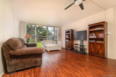 Mililani Condo/Townhouse For Sale: 95-2047 Waikalani Place #D103