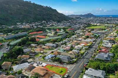 Honolulu Residential Lots & Land For Sale: 2245 Palolo Avenue