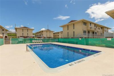 Honolulu HI Condo/Townhouse For Sale: $375,000